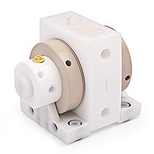 Серия диафрагменных пневматических насосов Dellmeco SEMI для полупроводниковой промышленности и электронных компонентов