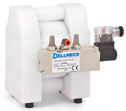 опции для насосов dellmeco