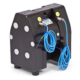 Насос с барьерными камерами (Опция BC)